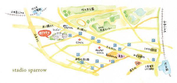 渋谷界隈/オリジン