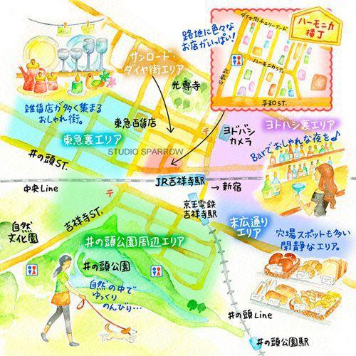 吉祥寺周辺/PLACEHUB